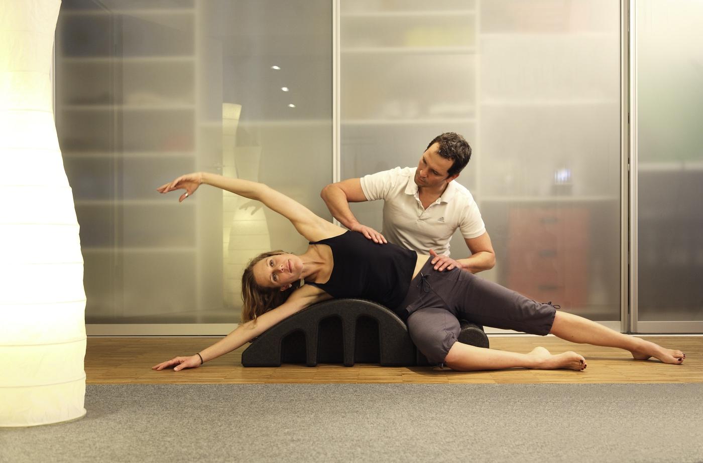 bewegt – Studio für Gyrotonic® und Pilates